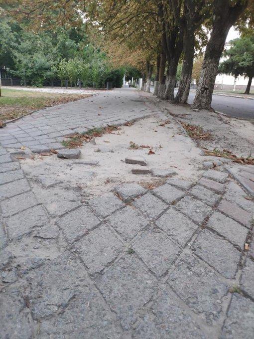 Прогулка по центру Олешковской ОТГ (фото)
