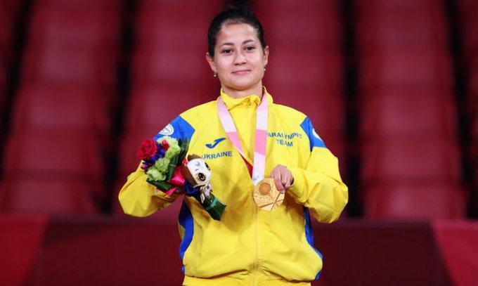 Випускниця Олешківської гімназії №3 здобула золоту медаль в Токіо